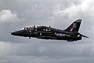 Royal Air Force British Aerospace Hawk T.1 by Andrew Harker