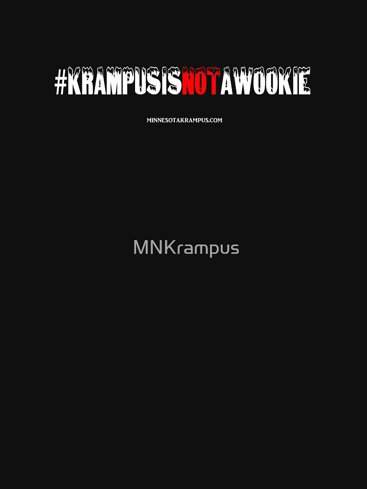 #KrampusIsNotAWookie von MNKrampus