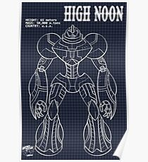 Schematic: High Noon Poster