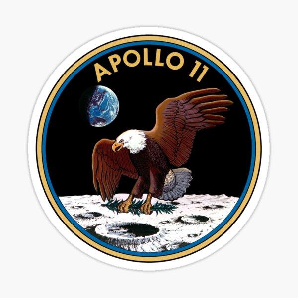 Apollo 11 Sticker