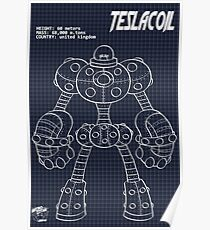Schematic: Teslacoil Poster
