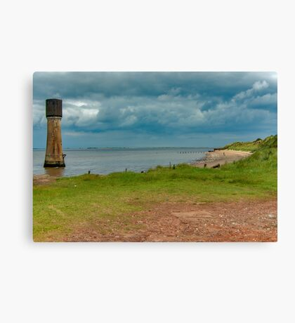 Spurn Point Canvas Print