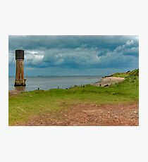 Spurn Point Photographic Print