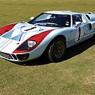 Ford GT40  by Andrew Harker