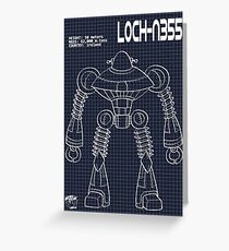 Schematic: Loch-N355 Greeting Card