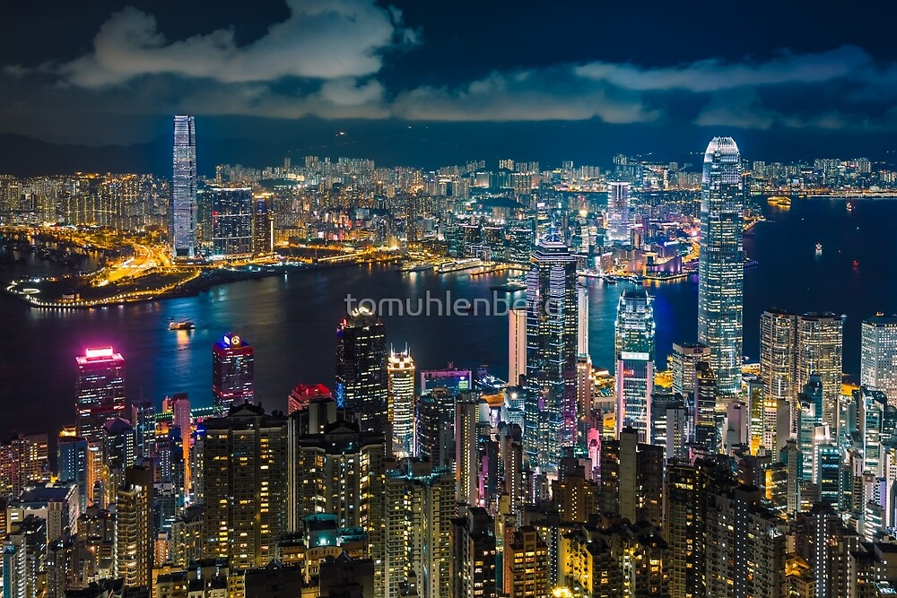 HONG KONG 10 by tomuhlenberg
