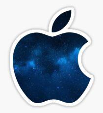Apple Star Sticker
