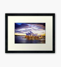 Good Morning Sydney Framed Print