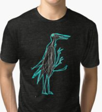 GUTS BIRD Tri-blend T-Shirt