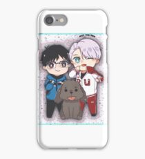 Yuri On Ice iPhone Cases iPhone Case/Skin