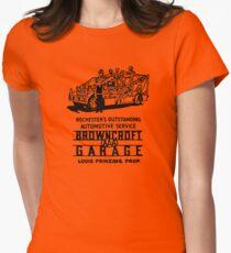 Big Bertha Womens Fitted T-Shirt