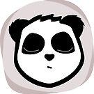 Sleepy Panda by pda1986
