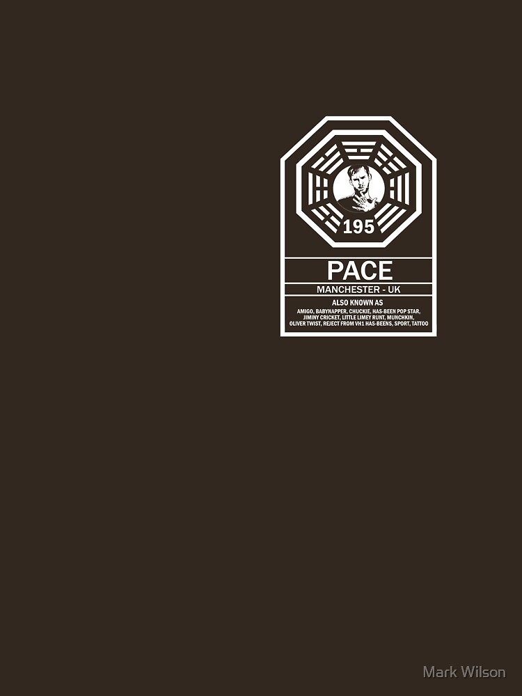 Candidate 195 - Pace (LOST) by Sparks68
