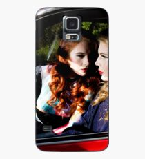 Vintage fashion shoot Case/Skin for Samsung Galaxy