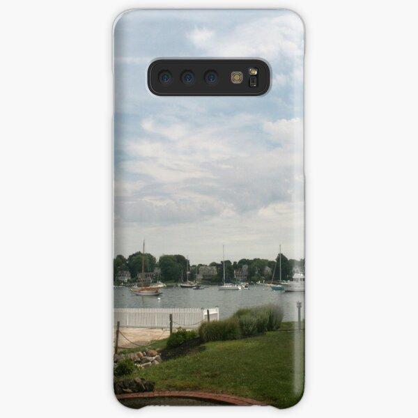 Lighthouse in Newport RI Samsung Galaxy Snap Case