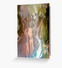 Abstract 6869 Greeting Card