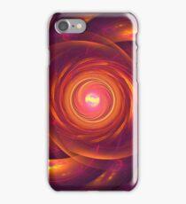 Magenta Lens iPhone Case/Skin