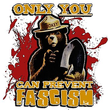 Only YOU can prevent FASCISM by DeviantNerd