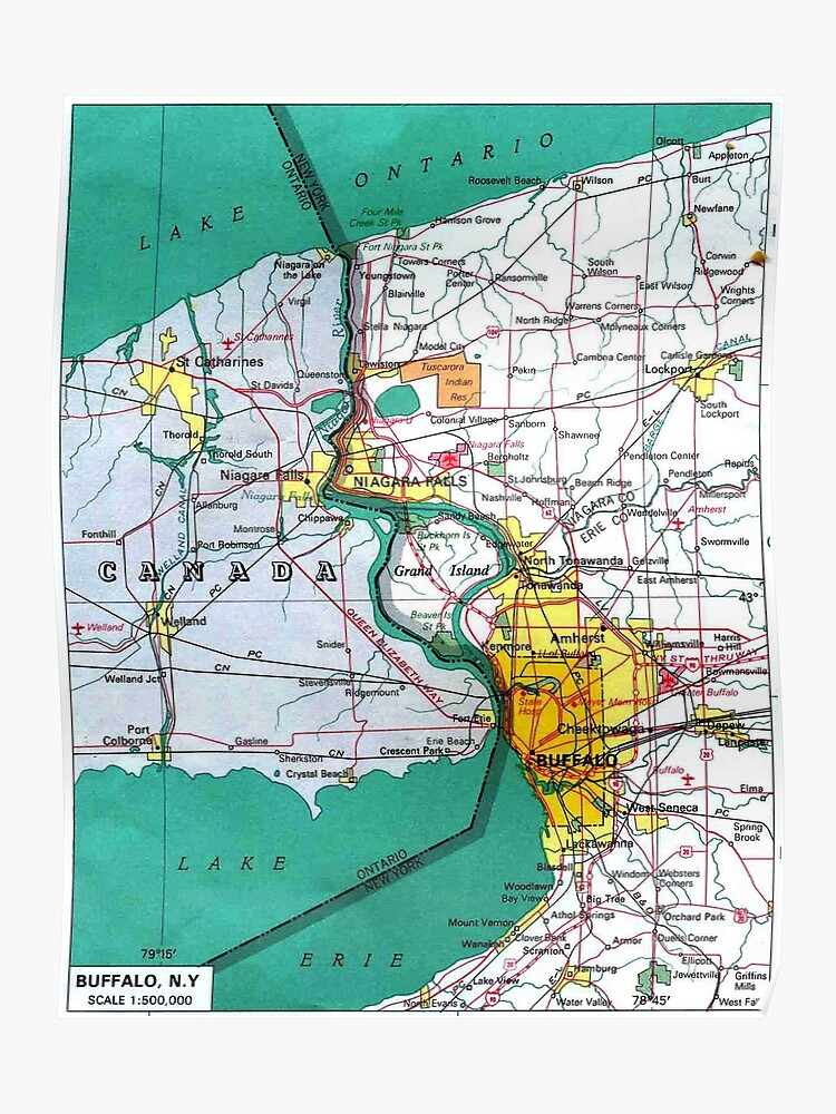 Buffalo New York Map | Poster on map norfolk va, new york city, map los angeles ca, map brunswick me, map wilmington de, map evansville in, map phoenix az, map atlanta ga, buffalo bills, map charleston sc, map new york medical college, map of buffalo metro area, kansas city, map cleveland oh, map of new york, map clearwater fl, niagara falls, map york pa, map washington dc, map niagara on the lake, map atlantic city nj, map cincinnati oh, new york, map bloomington il, map aurora co,