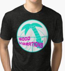 Good Vibrations Tri-blend T-Shirt