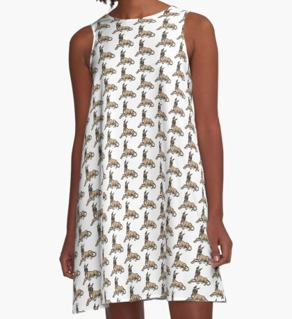 Great Dane A-Line Dress