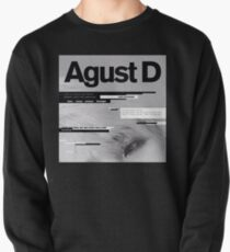 AGUST D ALBUM ART Pullover