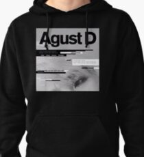 AGUST D ALBUM ART Sweat à capuche