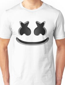 Marshmello - Blue Unisex T-Shirt