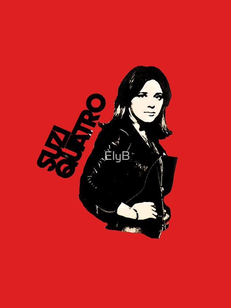 Suzi Quatro | Unisex T-Shirt