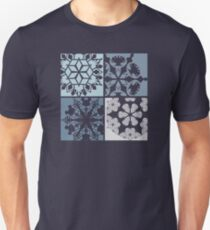 Happiest Snowflakes on Earth T-Shirt