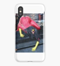 Spiderwoman iPhone Case/Skin