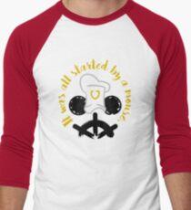 By A Mouse Men's Baseball ¾ T-Shirt