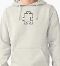 PUZZLE PIECE Pullover Hoodie