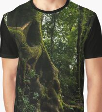Antarctic Beeches Graphic T-Shirt