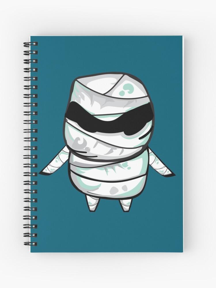 Cuaderno De Espiral Ninja Dibujo Dibujos Animados Cool Asia