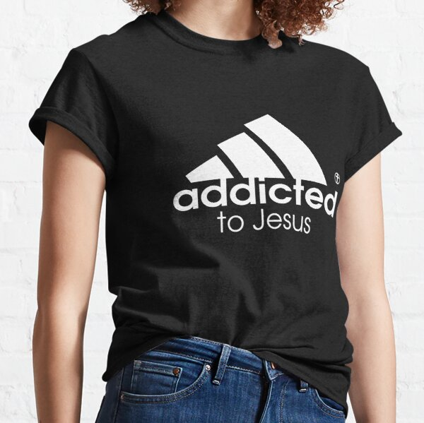Addicted To Jesus Classic T-Shirt