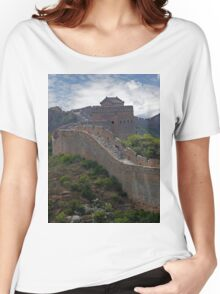 The Great Wall of China at Jinshanling Women's Relaxed Fit T-Shirt