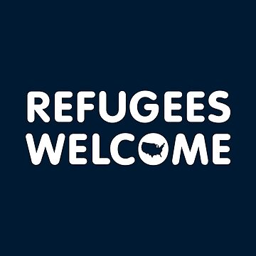 Refugees Welcome: USA by mbianchi