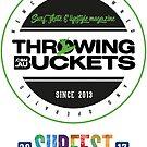 TB Proud Sponsor shirt by Throwing  Buckets Magazine