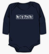 Brother - Periodic Table One Piece - Long Sleeve
