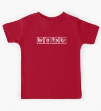 Brother - Periodic Table Kids Tee