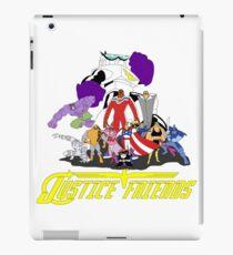 JUSTICE FRIENDS iPad Case/Skin