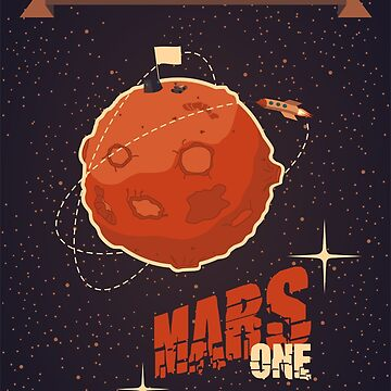 Mars colonization project by PaulLesser