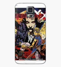 Castlevania Akumajō Dracula XX Vampire Kiss Nintendo Super Famicom Japanese Box Art Case/Skin for Samsung Galaxy