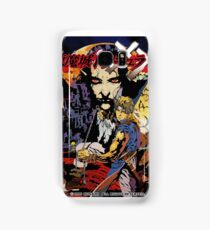 Castlevania Akumajō Dracula XX Vampire Kiss Nintendo Super Famicom Japanese Box Art Samsung Galaxy Case/Skin