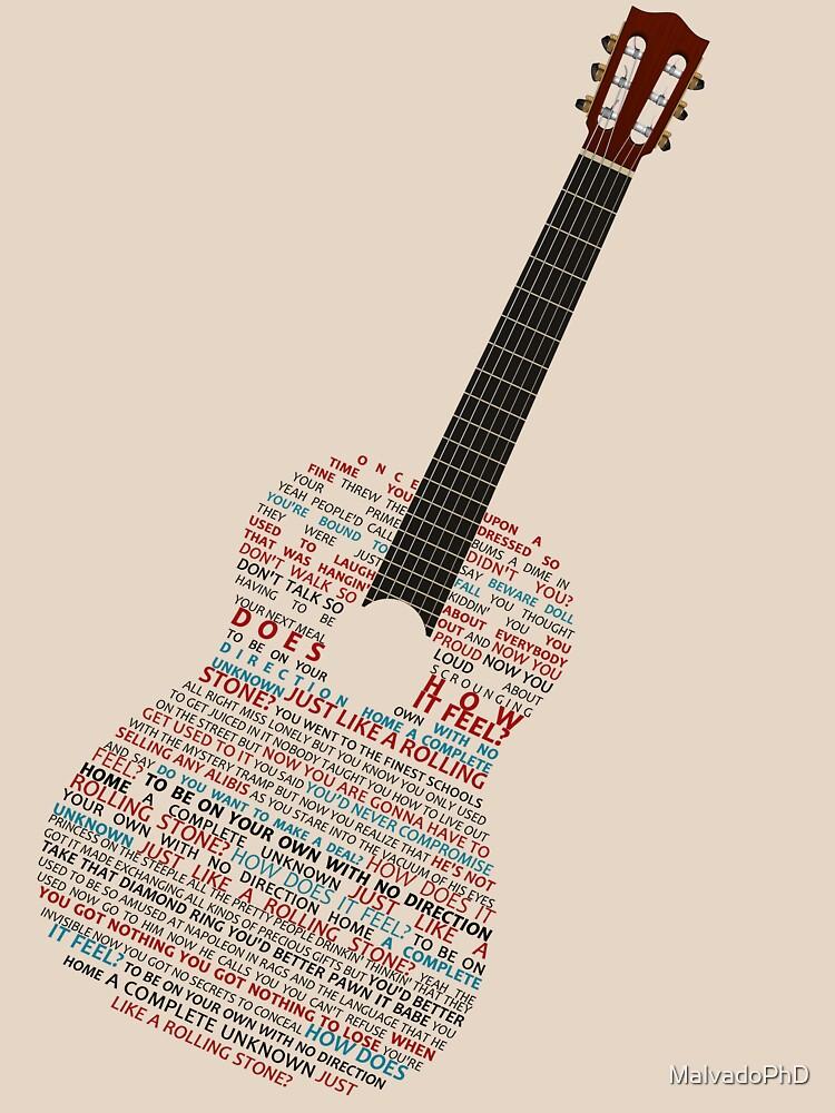 Like a Rolling Stone - Bob Dylan   Unisex T-Shirt