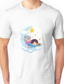 Sleeping Beauty Victuuri Unisex T-Shirt