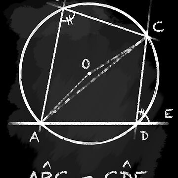Circle Theorem by GroovyGecko