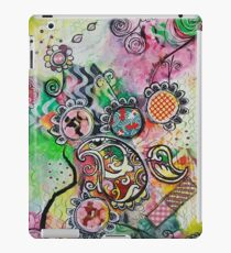 Embrace the Unknown iPad Case/Skin