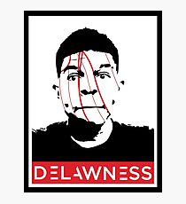 DELAWNESS THE GIANT Photographic Print